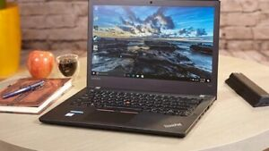 "Lenovo ThinkPad T470 14"" i5 16Go / 512ssd  FHD 1920X1080 AZERTY Français"