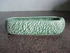 SylvaC - Posy Vase / Trough - Green - No. 3391