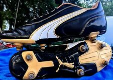 Puma Soccer Cleats Men's Size 11 Kratero Screw-In sports boot Free Shipping
