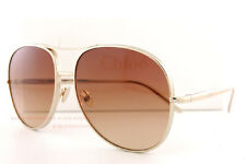 843309924db5ee Chloé Gold Sunglasses for Women for sale
