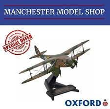Oxford Diecast 72DR007 1:72 DH Dragon Rapide RAF Air Ambulance NEW CLEARANCE