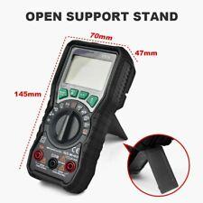 FY76 LCD Digital Multimeter Auto Range AC DC Ammeter Voltmeter Ohmmeter Tester