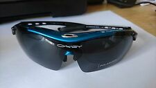Oakley LIMITED EDITION BLUE/TURQUOISE Military/Multi-Sport 5 Lenses Sunglasses