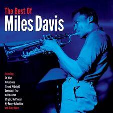 MILES DAVIS - BEST OF  3 CD NEW!