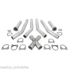 Exhaust X Pipe 2.5 INCH Dia  UNIVERSAL INSTALLATION X pipe kit