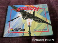 Stealth ATF (NES Nintendo) Instruction Manual Only. NO GAME