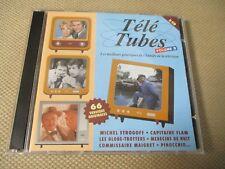 "RARE! COFFRET 2 CD ""TELE TUBES, VOLUME 3"" 66 generiques TV"