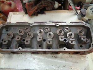 Australian Ford 351C Cleveland Aussie 2V Closed Chamber Cylinder Head, Auct.#176