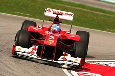 Ferrari F1 Formula One Automotive Car Wall Art Giclee Canvas Print Photo (224)