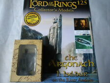 Lord of the Rings Figures - Issue 125 The Argonath 1 Isildur on the River Anduin
