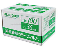 10 Rolls FUJI 100iso COLOR 135 36exp 35mm Film Print Limited Edition Fresh