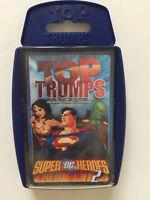 Top Trumps card game - DC Super Heroes 2