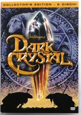 Dvd Dark Crystal - Collector's Edition 2 dischi di Jim Henson 1983 Nuovo