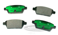 Disc Brake Pad Set-Ceramic Pads Rear Tru Star CBP1161