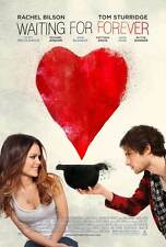 WAITING FOR FOREVER Movie POSTER 11x17