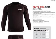 MotorFist Men's Next 2 Skin Pant Black 20244-101X S, M, L & XL Brand NEW $50