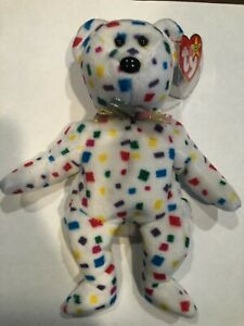 TY 2k beanie baby (Mint Condition) Rare with Errors