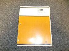 Case 584CK 585CK 586CK Fork Lift Forklift Tractor Original Parts Catalog Manual