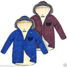 Cappotti e giacche casual con alta visibilità per bambini dai 2 ai 16 anni Taglia 9-10 anni