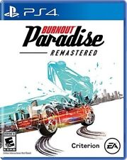 Burnout Paradise Remastered [New PS4]