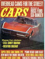 Hi-Performance Cars Magazine December 1970 Funny Car Action VG 040416jhe