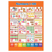 A3 Alphabet ABC/'s A-Z Poster English Educational Learning Teaching Resource