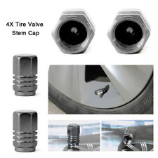 4PCS Aluminum Car Truck Bicycle Tire Wheel Rims Stem Air Valve Caps Tyre Cover