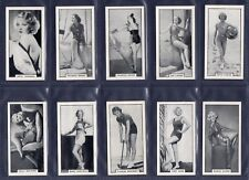 BAT - MODERN BEAUTIES (1st Series) - Quality 1938 SET