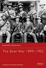 Osprey Publishing Essential Histories 52 - The Boer War 1899-1902