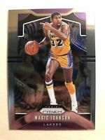 2019-20 Panini Prizm Magic Johnson #25 - ** MINT! WOW!! MUST SEE!!! **