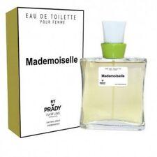 Colonia Mademoiselle  Prady Perfume genérico mujer eau de Toilette 100 ML femme