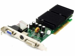 EVGA 512-A8-N406-LR Nvidia E-Geforce 6200 512MB DDR2 DVI Video AGP Graphic Card