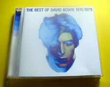 "CD ""DAVID BOWIE-The Best of 1974/1979"" 18 chansons (Heroes)"