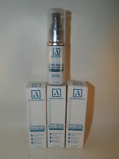Advanced Beauty Hyaluronic Facial Serum Anti-Aging 1 oz Pump 30ml Sealed Lot x 3