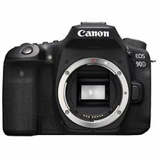 Canon Mirrorless Digital Camera 32.5MP EOS 90D(W) BODY ONLY EOS90D w/ Tracking