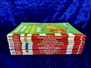 Dr Seuss Lot Of Softcover Classic Books X13