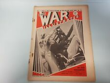 The War Illustrated No. 12 Vol 1 1939 Air War Dutch Observers ARP Algerie