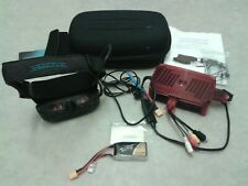 Headplay Range Video AV Goggles FPV Battery More / RC Racing Drone Quadcopter