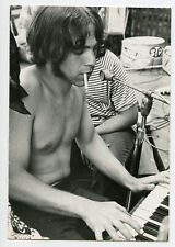 STP ? Music Band Piano Player smoking Vintage Photo by J. Dyer , Toronto ON