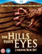Hills Have Eyes 1 and 2 (blu-ray) - Fast Post for Australia Top