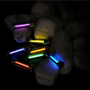 Tritium Tube Betalight in einem periodischen Element Fliese 1,5 * 6mm Angelsport