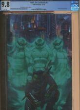 TMNT: The Last Ronin 1 CGC 9.8 | IDW 2020 | Linebreakers Comics Edition.
