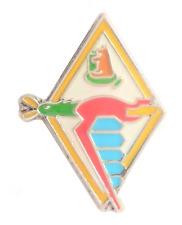 RAF Polish Air Force Siły Powietrzne 306 Squadron Pin Badge - MOD Approved
