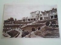 Vintage Real Photo Postcard  THE CLIFFS WESTCLIFFE-ON-SEA Franked 1949    §A235