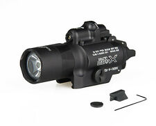 High Quality Tactical Weaponlight X400U LED Light & Red Laser Sight