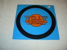 Vinyl Maxi DJ International A: Acid House Megajackmix B: Jamie Principal Megamix