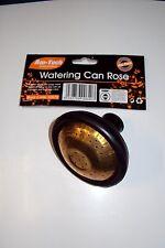 Brass Annaffiatoio Rose. Nero in plastica. per la maggior parte dei bidoni. fine Testa di spruzzo d'acqua.