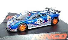 NINCO SPORT 50638 MCLAREN F1 GULF #25   1/32 SLOT CAR