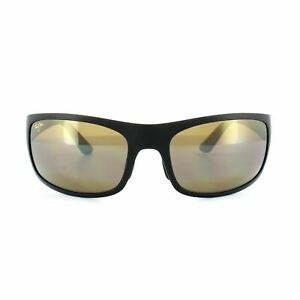 Maui Jim Sunglasses Haleakala H419-2M Matt Black HCL Bronze Polarized