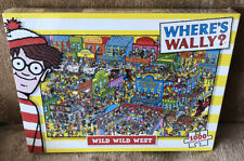 Paul Lamond Where's Wally Puzzle Wild West (1000 Pieces)new Still Wrapped